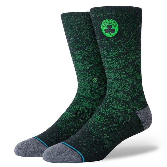 Stance x NBA Boston Celtics Socks 'Celtics Snakesk